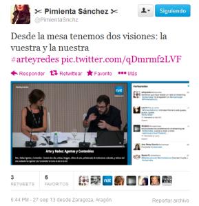 Tuit de @PimientaSnchz